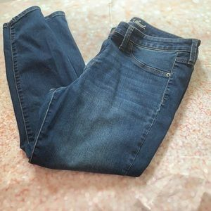 Universal Thread mid rise jegging. NWOT.